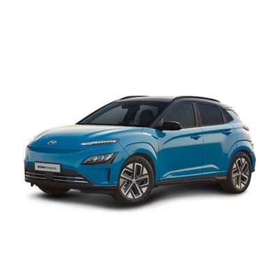 Clearcut of the new Hyundai KONA Electric.